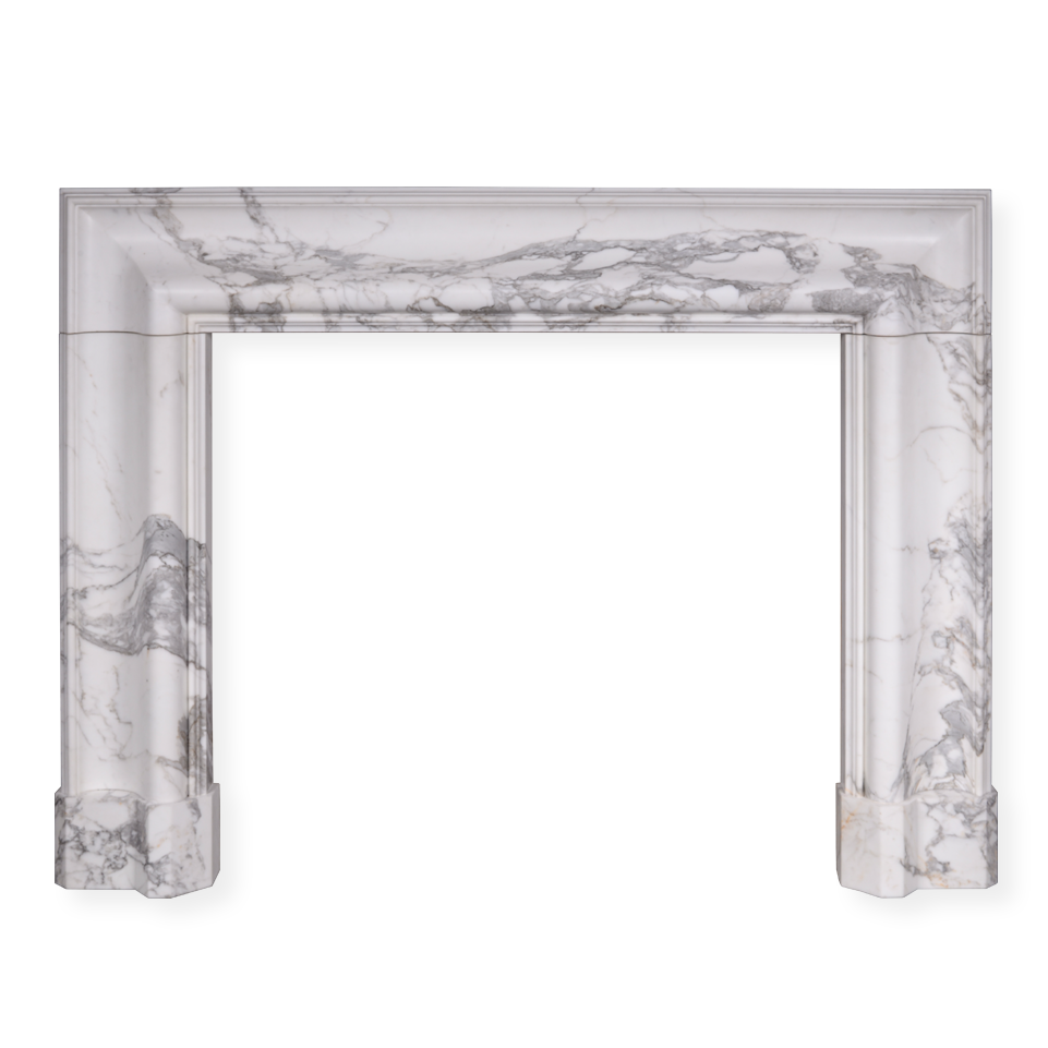 Maison & Maison, modern fireplaces designers, allows you to create your own custom-made fireplace mantel based on the 5th Avenue model.