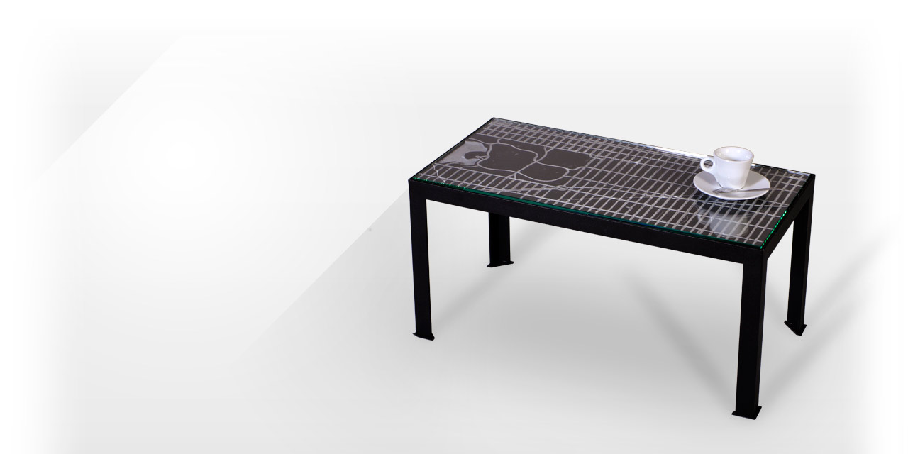 Manhattan Marble Coffee Table From The City Collection By Maison Maison