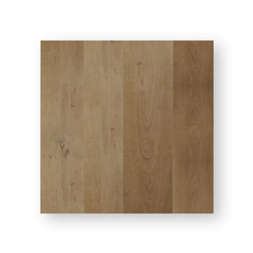Superb parquet in solid worn oak that comes in either a variety of several different widths or a single width, according to your choice, by Maison & Maison.