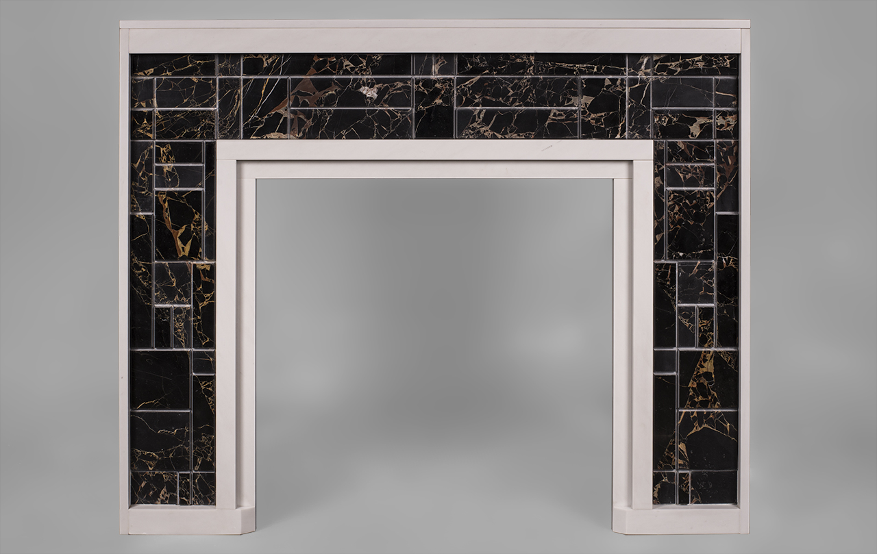 Available In Stock Our List Of Fine Marble Fireplace Mantels By Maison Maison